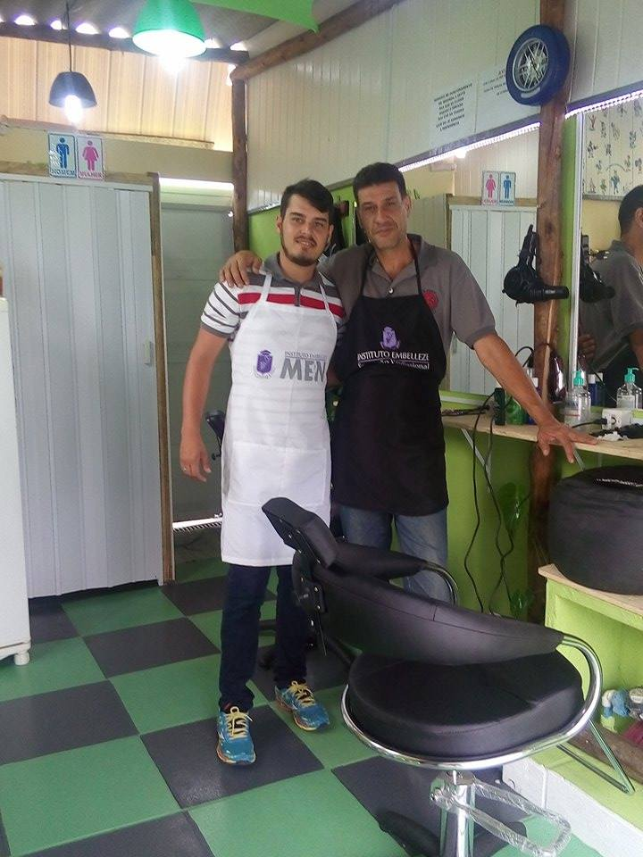 CAFÉ DO JÉ BARBEARIA